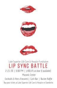 Lip Sync Battle Fundraiser @ UP Masonic Center